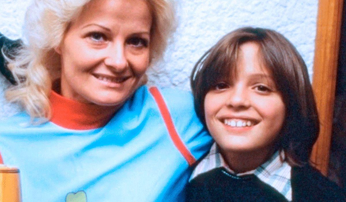 La mamá de Luis Miguel