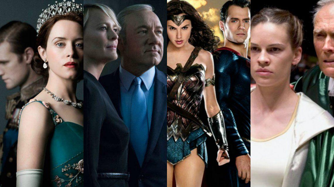 Los casos más resonantes de la brecha salarial en Hollywood