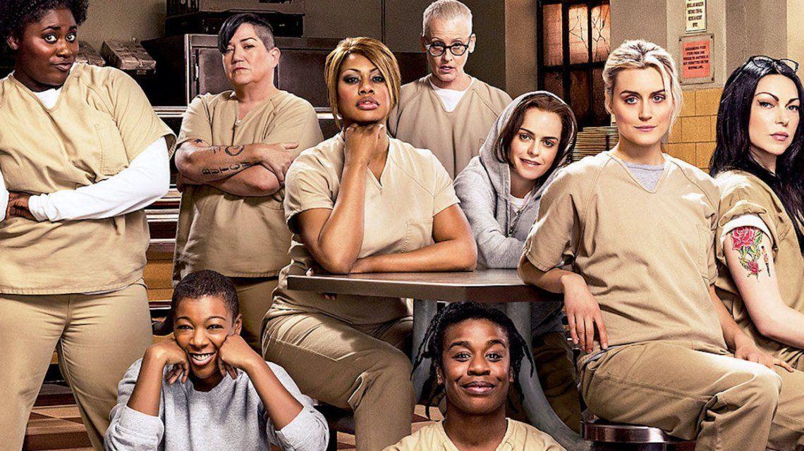 Orange is the new black es una famosa serie de Netflix