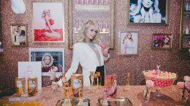Paris Hilton, con alma de empresaria, presentó su perfume