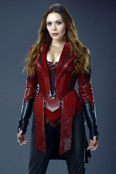 Elizabeth Olsen se quejó de su escote en