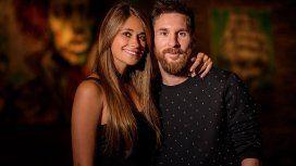 Lionel Messi celebró el título del Barcelona