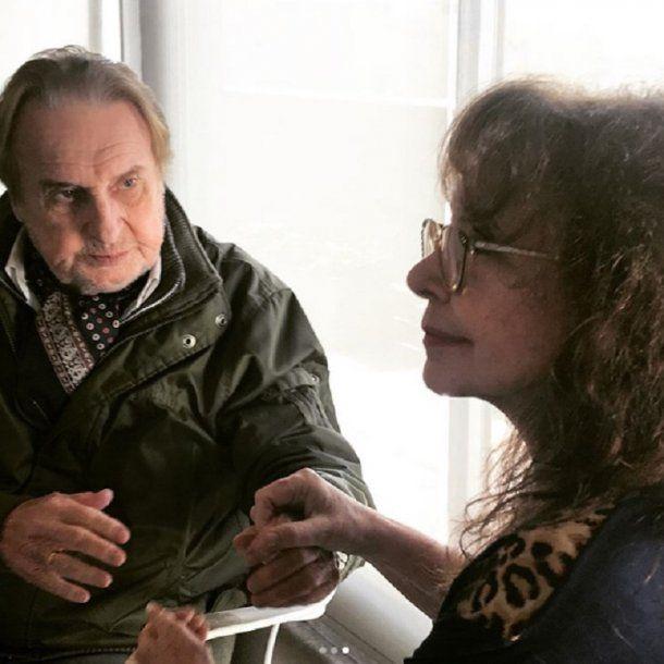 Santiago Bal y Zulma Faiad<br>
