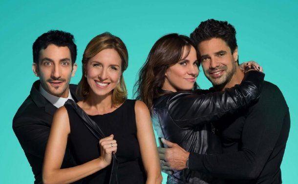 Telefe estrenó Cien días para enamorarse. <br>