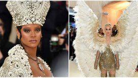 Los mejores looks de la Met Gala 2018: Rihanna y Katy Perry, las más excéntricas