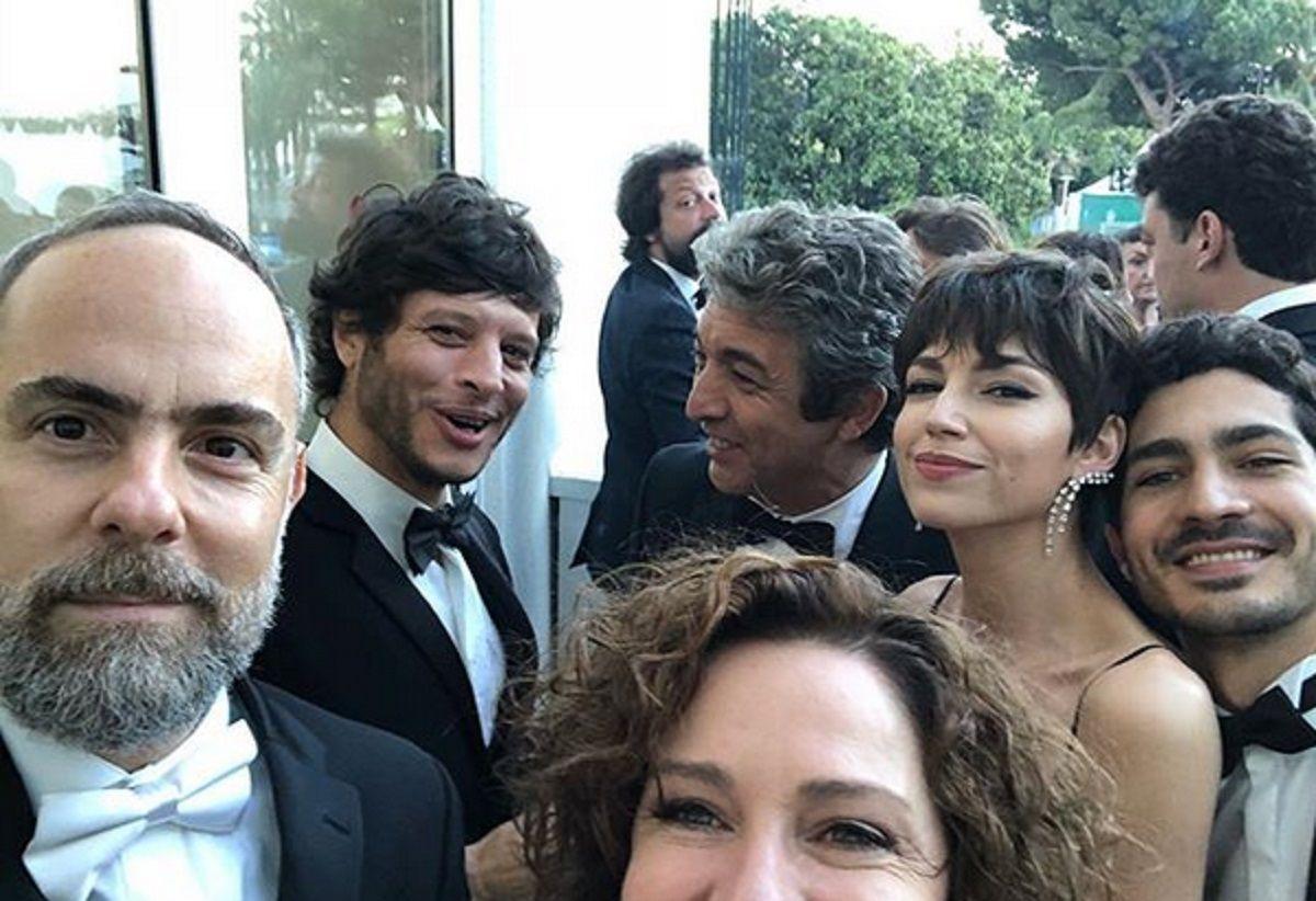 Las mejores fotos de los Ortega, los Darín y Tokio de La Casa de Papel juntos en Cannes