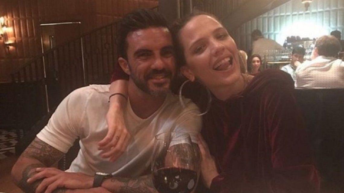 Ivana Figueiras: Estábamos comiendo con Cubero en un restaurant y Nicole entró como loca