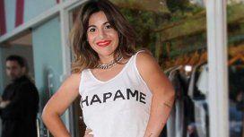 ¡Como nunca la viste! La foto de Gianinna Maradona, muy sexy y en ropa nterior