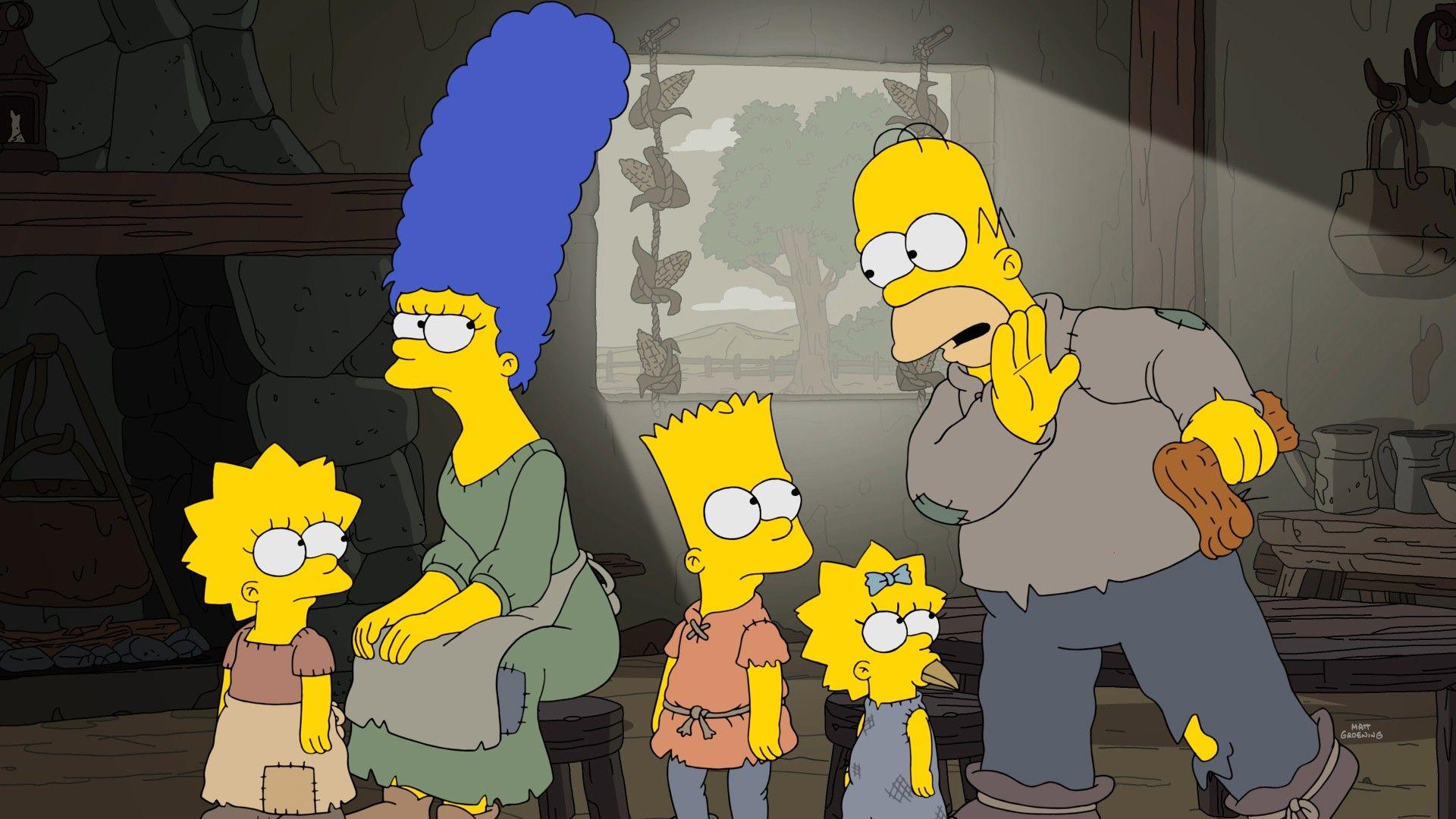 La nueva temporada de Los Simpson