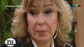 Georgina Barbarossa recordó el juicio al asesino de su marido.