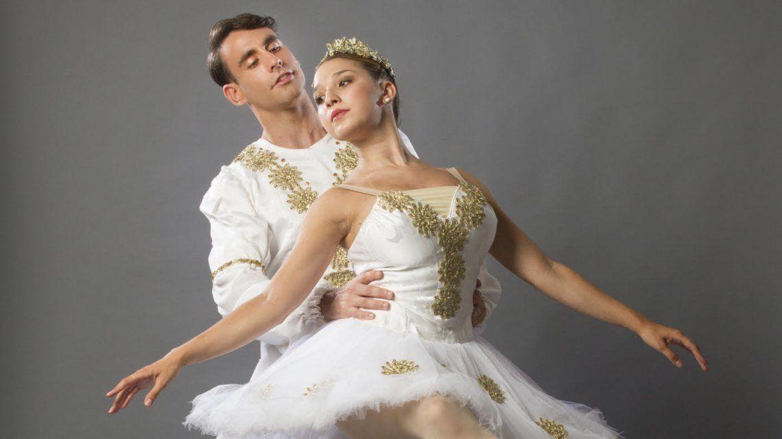 La Bella Durmiente, ballet en versión para niños en Ciudad Cultural Konex