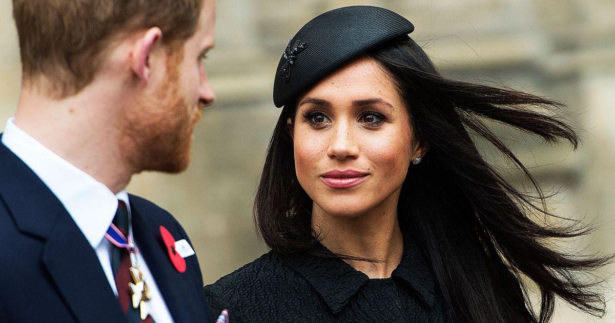 Meghan Markle se quedó sin padrino para su boda real.