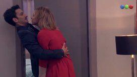 100 días para enamorarse: genial escena de Carla Peterson, borracha y seduciendo al ex