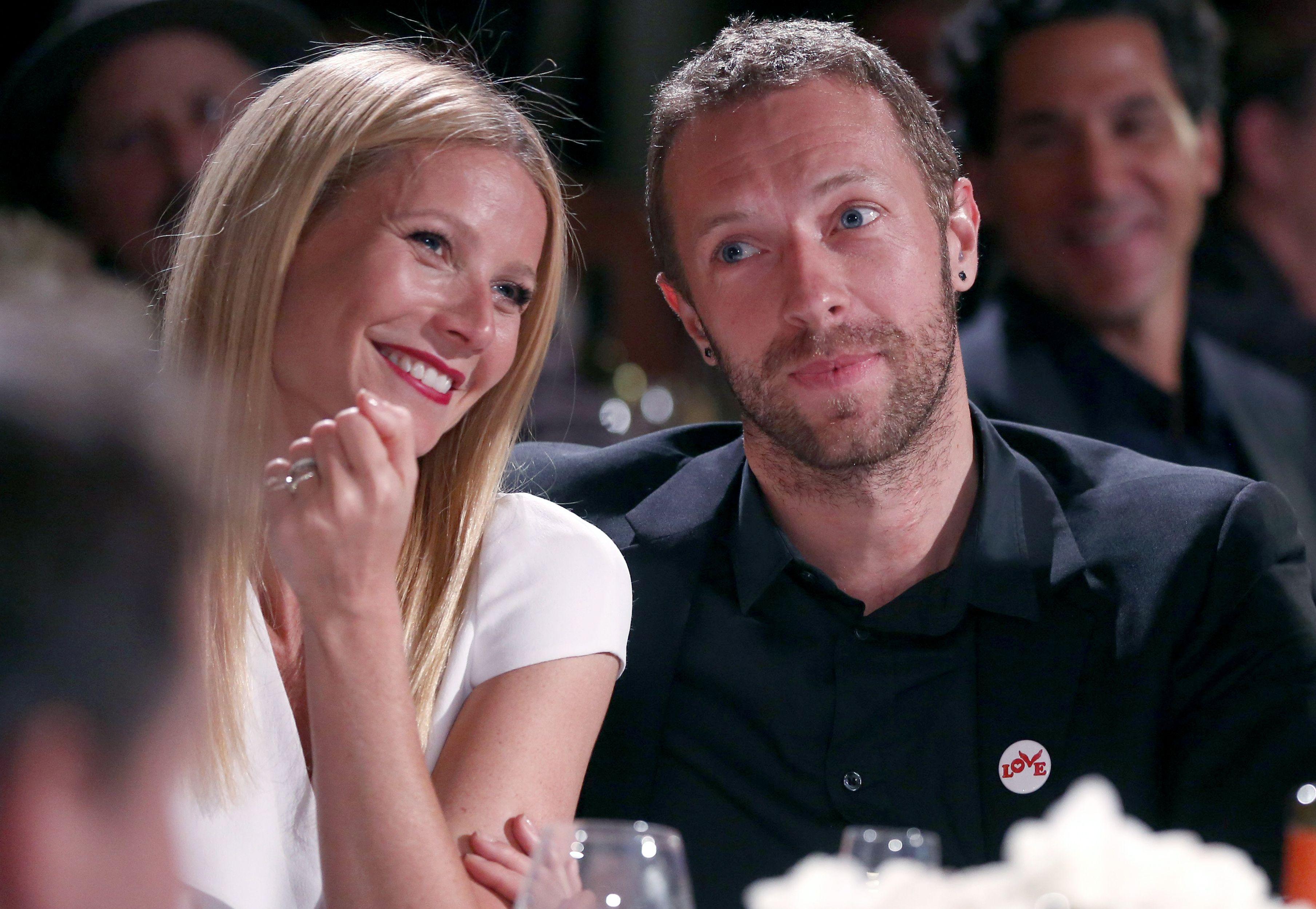Gwyneth Paltrow recordó la llegada de su primer hijo con Chris Martin