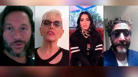 Los cantantes argentinos a favor de la despenalización del aborto