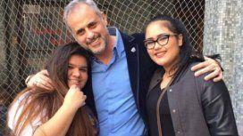 Rocío Rial defendió a su papá por los ataques de su hermana