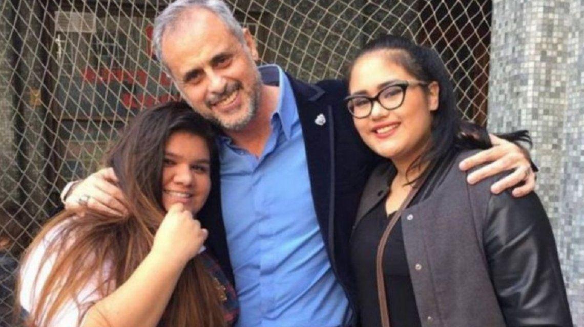 Rocío Rial defendió a su papá por los ataques de Morena