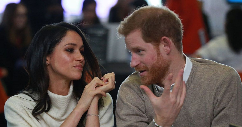 Se casan Meghan y Harry.