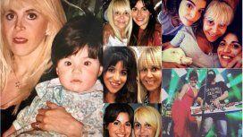 Las fotos del recuerdo por el cumpleaños de Gianinna Maradona