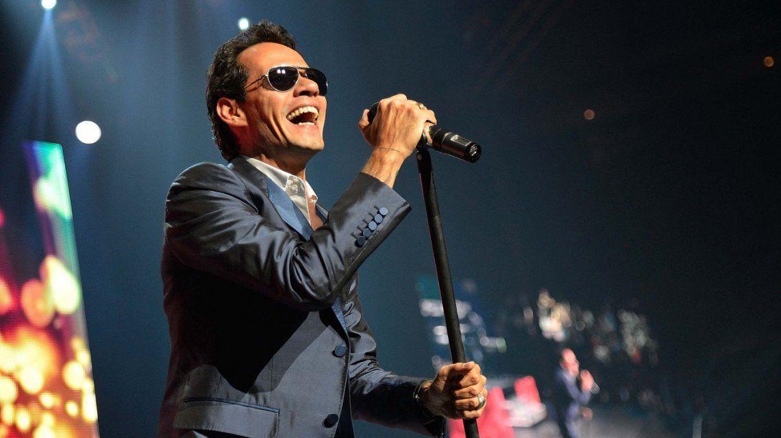 Marc Anthony y el contrato más alto para un artista latino