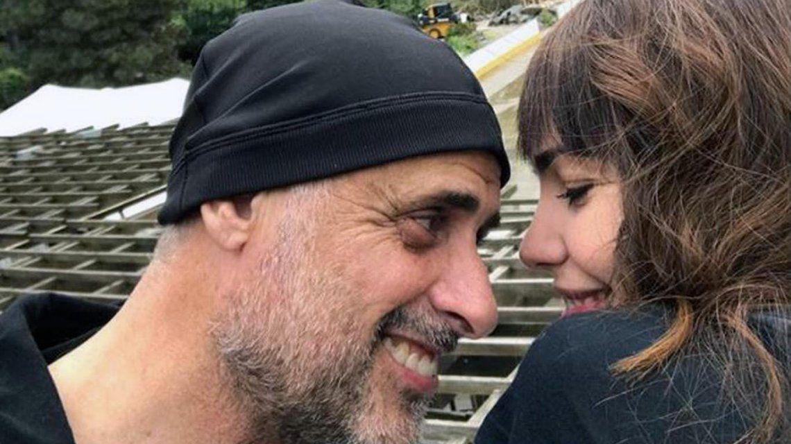 Jorge Rial le agradeció el apoyo a Romina Pereiro tras el escándalo con More Rial