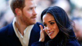 Harry defendió a su novia de las críticas y el acoso del periodismo.