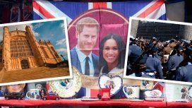 Todo lo que tenés que saber de la boda real
