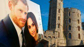 El recorrido que harán Meghan y Harry