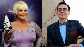 ¿Se juntan en TV Carmen Barbieri y Marcelo Polino?