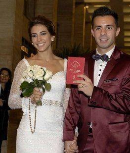 Cinthia Fernández, impactada por el divorcio