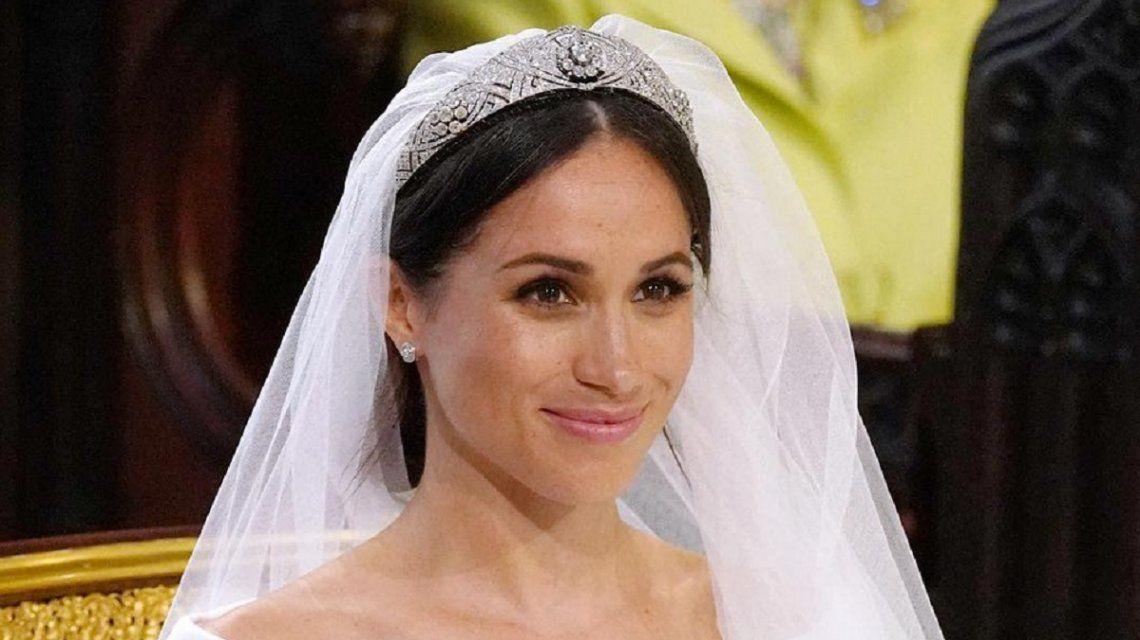 Vestido de novia de la boda real