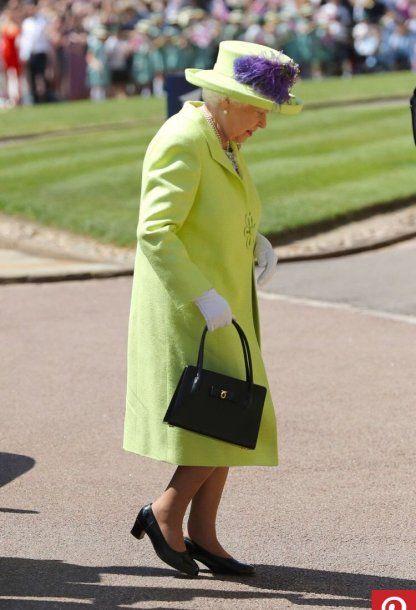 Reina Isabel II<br>