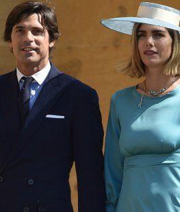 La pareja argentina invitada a la boda real
