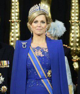 Máxima no fue invitada la boda real