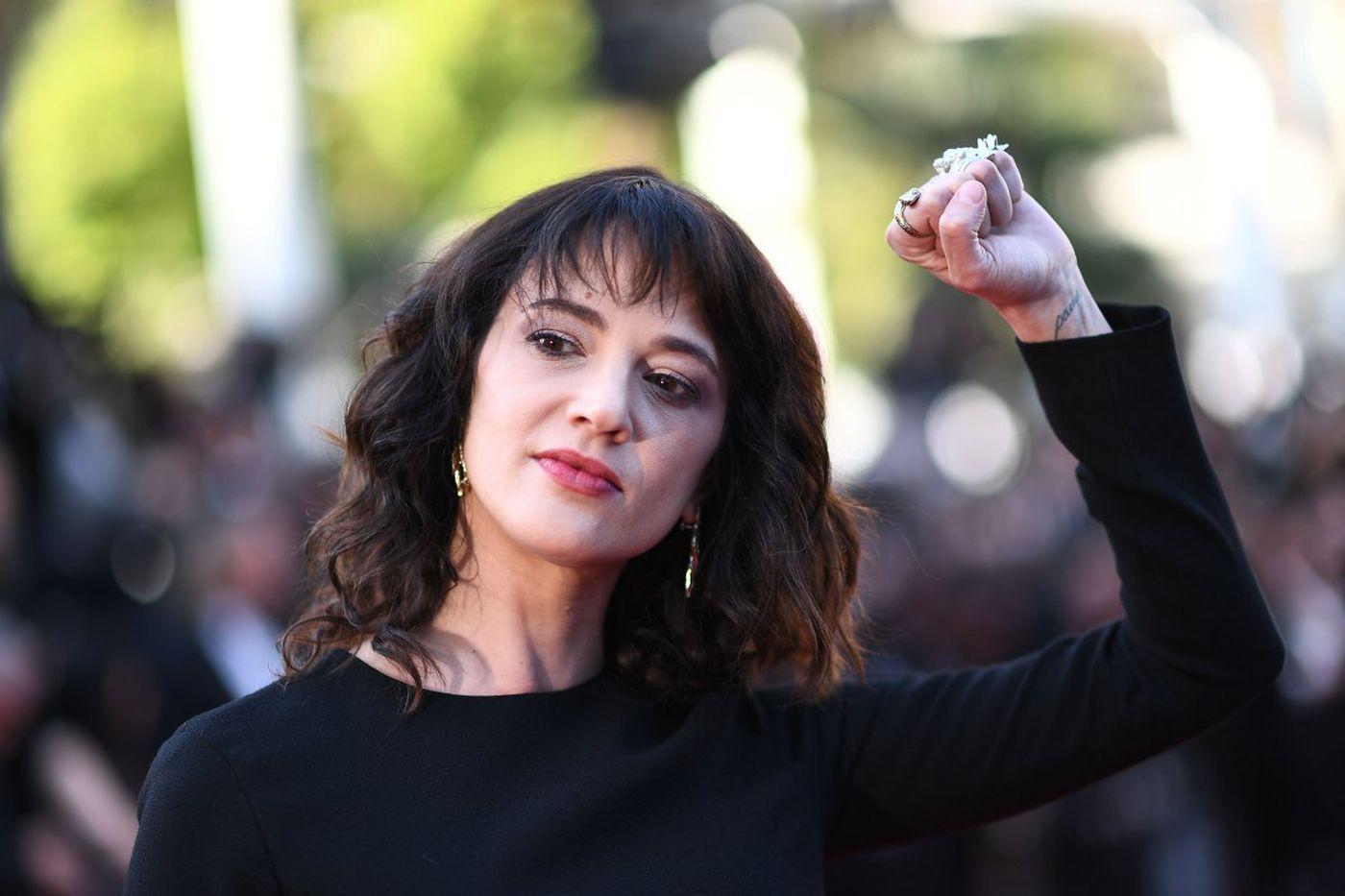 Asia Argento en Cannes - Crédito:@AsiaArgento
