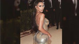 Kim Kardashian, muy hot en las redes