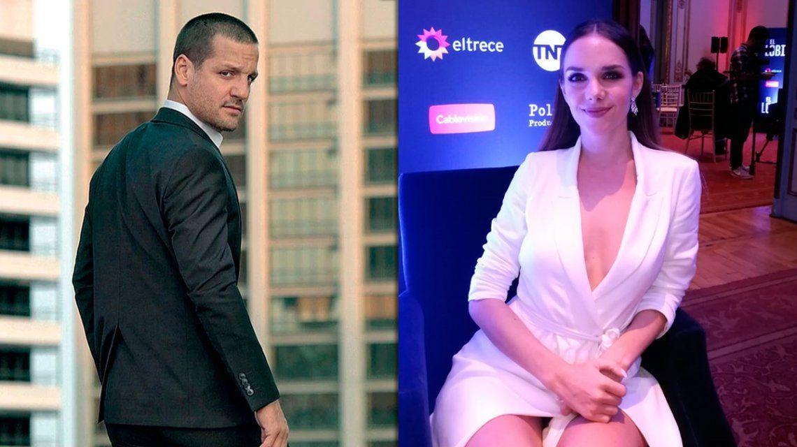 Julieta Nair Calvo adelantó su gran historia con Rodrigo de la Serna en El Lobista