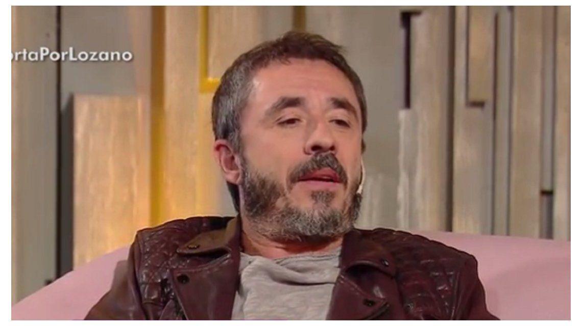 Pablo Granados dijo que no quiere ser padre nuevamente.