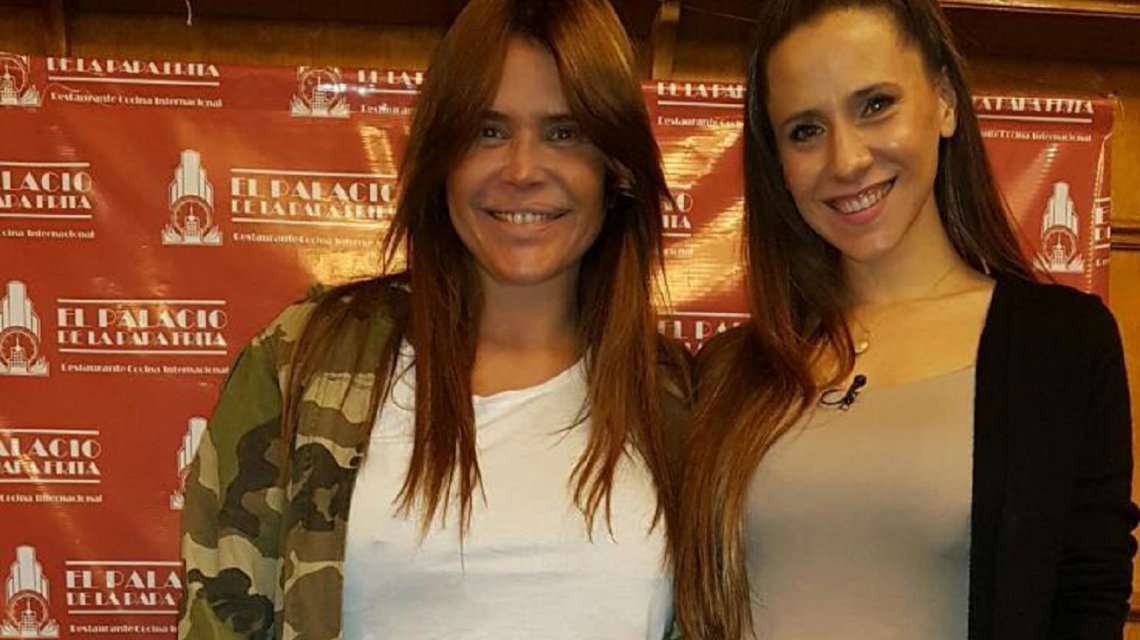 Nazarena Vélez, mano a mano con Julieta Camaño en Right Now