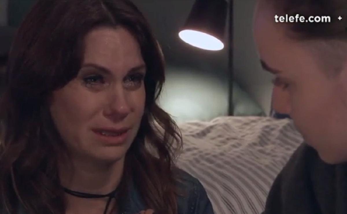 La gran actuación dramática de Nancy Dupláa en 100 días para enamorarse