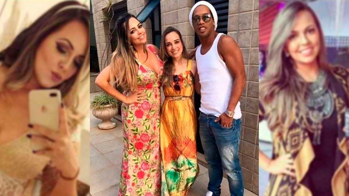Ronaldinho: No me voy a casar