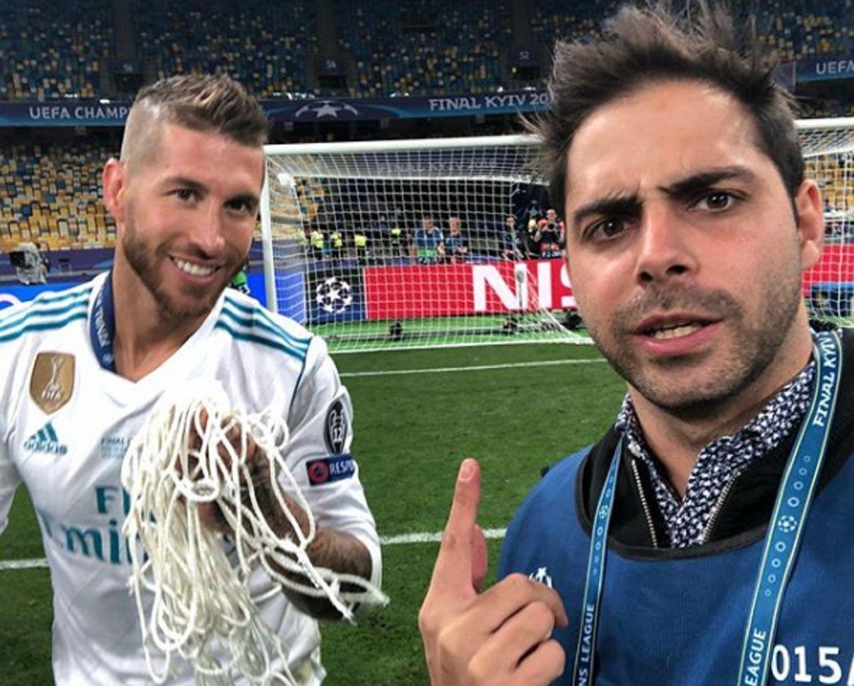 La furiosa respuesta de Grego Rossello a las críticas por su viaje a la Champions
