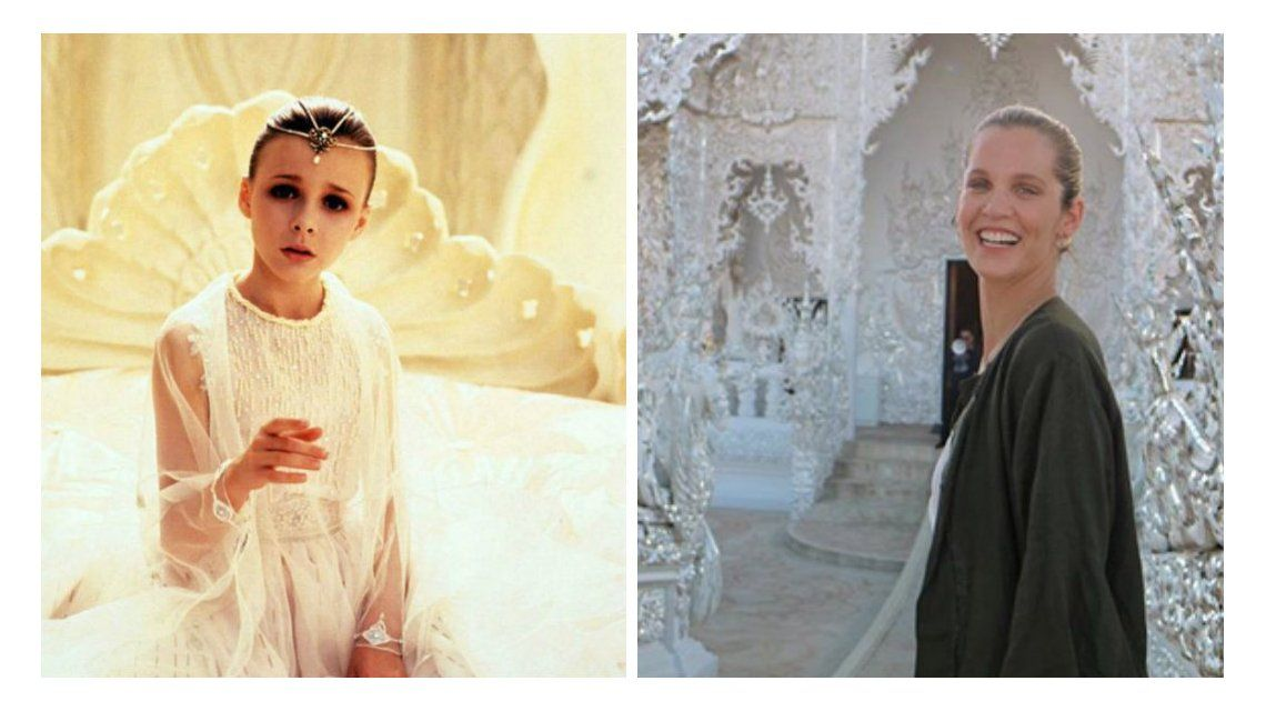 Liz Solari y su impactante look como la emperatriz de La historia sin fin