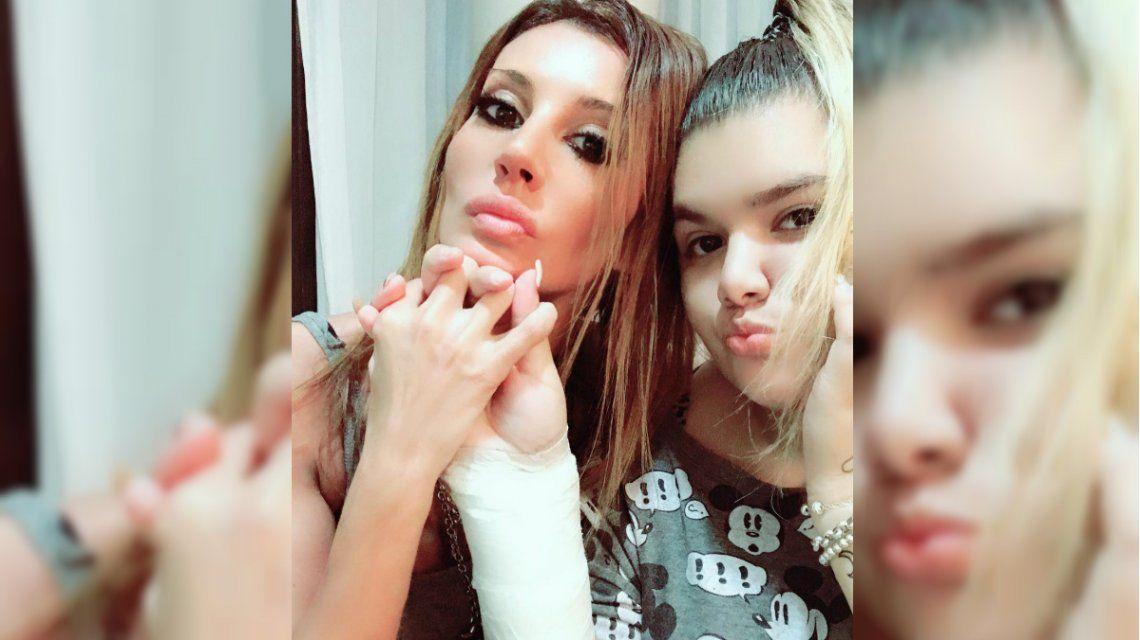 Natacha Jaitt y Morena Rial