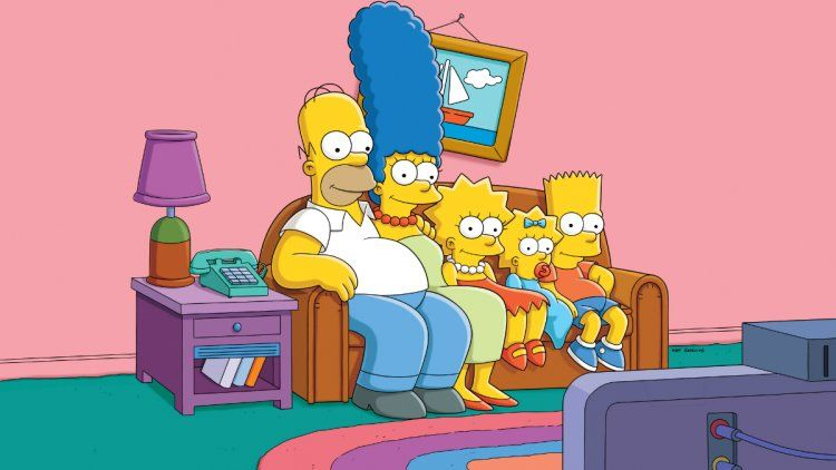 Los Simpson se suman al Mundial Rusia 2018