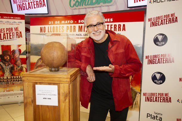 <div><p>Claudio Villarruel</p></div><div></div><br>
