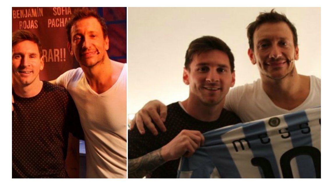 Nico Vázquez y un emotivo mensaje a Messi tras el triunfo de Argentina