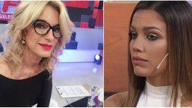 Picante pelea entre Rocío Robles y Yanina Latorre tras un cruce en televisión