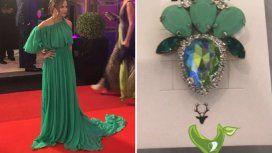 Martín Fierro 2018: las actrices que se vistieron de verde como signo de la legalización del aborto