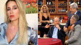 Florencia Peña criticó el Martín Fierro a Polémica en el bar
